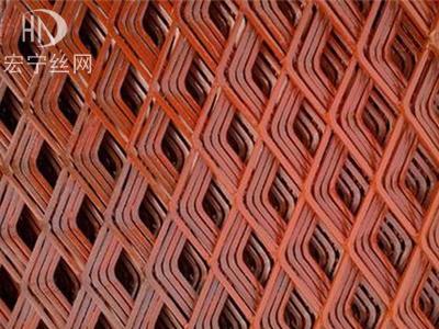 菱形钢笆片2