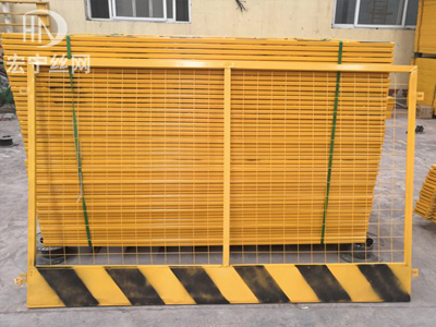 建筑基坑围栏2