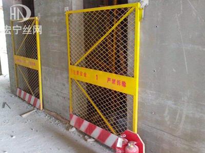 楼层施工电梯门1