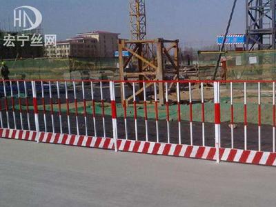 建筑基坑围栏1