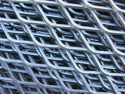 镀锌钢板网案例