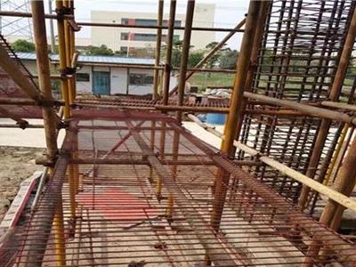 建筑钢笆片案例